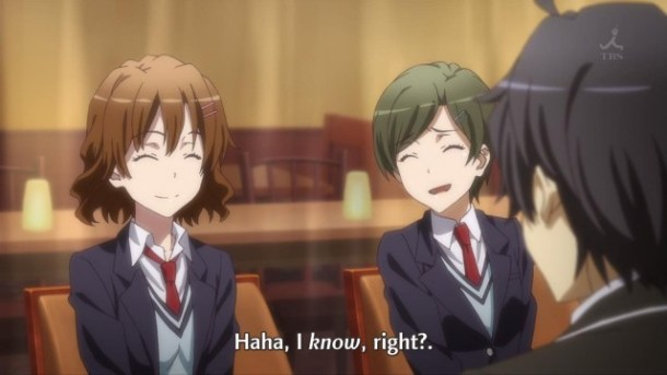 [Commie] Yahari Ore no Seishun Love Comedy wa Machigatteiru. Zoku - My Teenage RomCom SNAFU TOO! - 04 [44971E41].mkv_snapshot_09.52