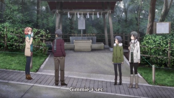 [Commie] Yahari Ore no Seishun Love Comedy wa Machigatteiru. Zoku - My Teenage RomCom SNAFU TOO! - 10 [B39C4280].mkv_snapshot_16.07