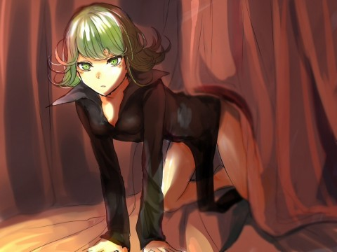 The loads of Tatsumaki fanart give me hope.