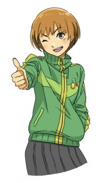 Chie_-_Thumbs_Up