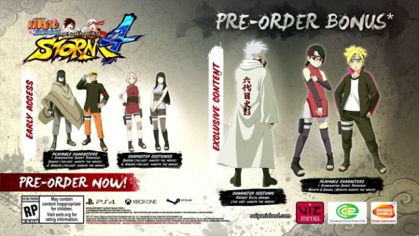 Considering this is from the company that locked Boruto and Sarada to pre-orders as well, I guess we shouldn't be surprised by this shit show.