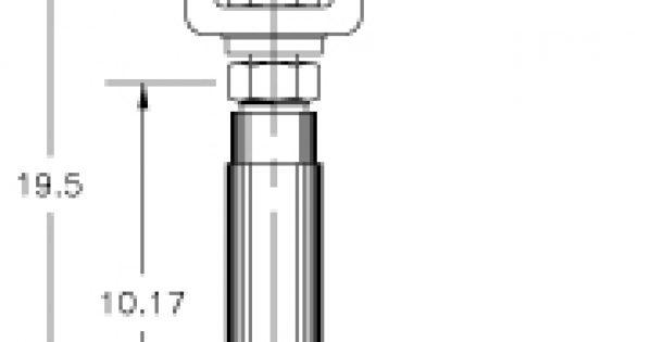 Cryogenic Valve Model C2043-A21