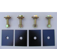 mounting kit for cryogenic systems