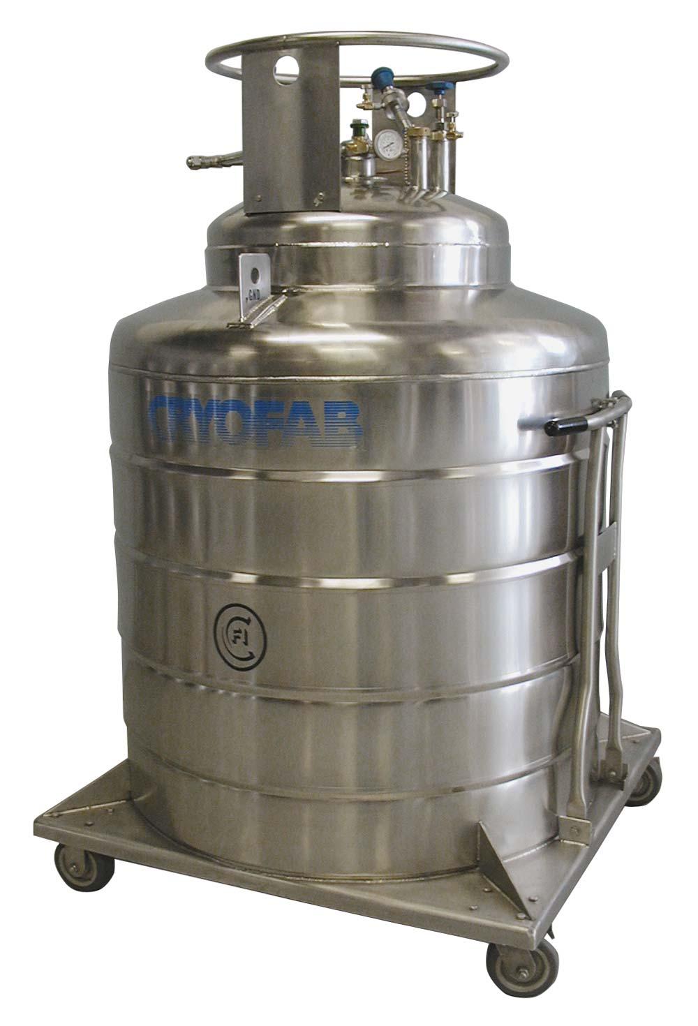 liquid hydrogen container