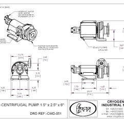 Centrifugal Pump Mechanical Seal Diagram Wiring 7 Wire Trailer Plug Crcp100 1 5 Quot X 2 6 Cryogenic And Industrial Spares
