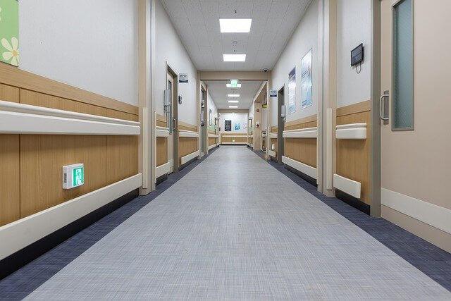 pest control in hospitals