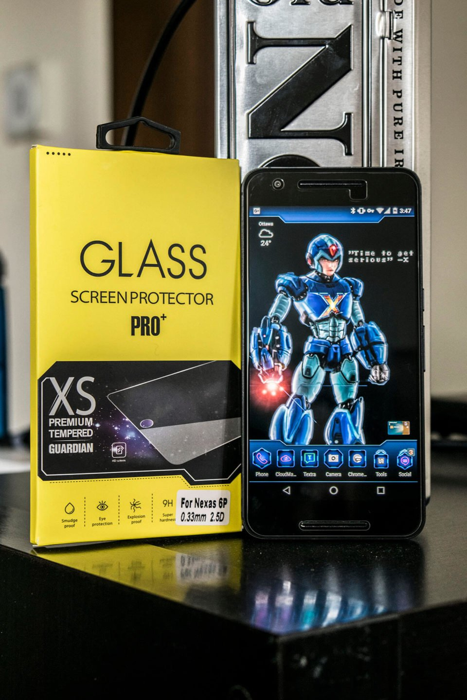 Best Nexus 6P Tempered Glass? This Canadian no-name glass is awesome