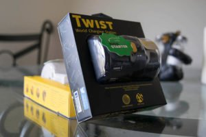 OneAdaptr brings you TWIST the world traveller charging station
