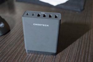CHOETECH 55W Multi USB Charging Station