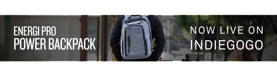 TYLT Energi Pro Power Backpack - Live on Indiegogo (Review) 1