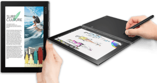 Lenovo Yoga Book - Header Cryovex Android