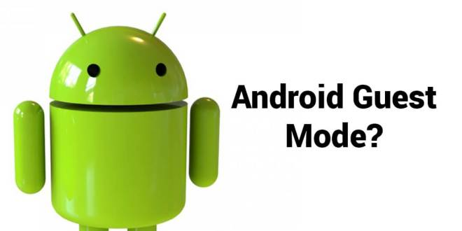 Android Guest Mode - Cryovex Header