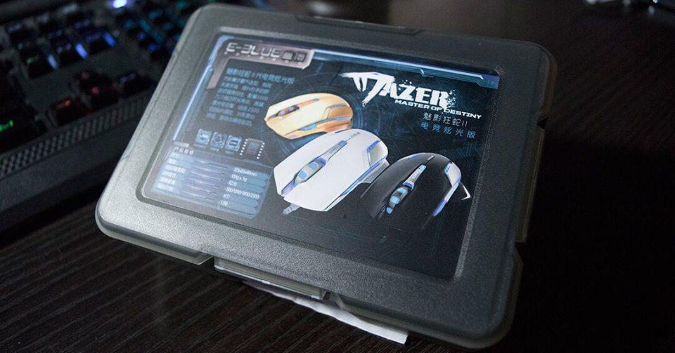 E-Blue Mazer Type-R header-cryovex