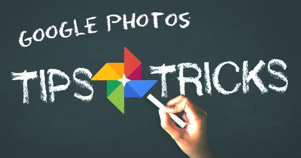 Google Photos cryovex Tips & Tricks header