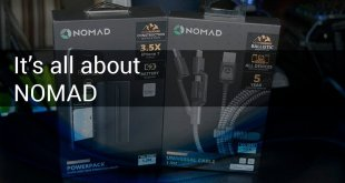 NOMAD new product line cryovex header