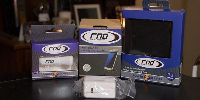 RND Accessories smartphone accessories cryovex