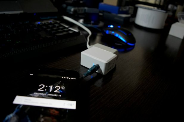 RND USB Type-C 5V-3A charger cryovex pic2