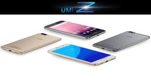 UMi Z featuring the X27 Mediatek