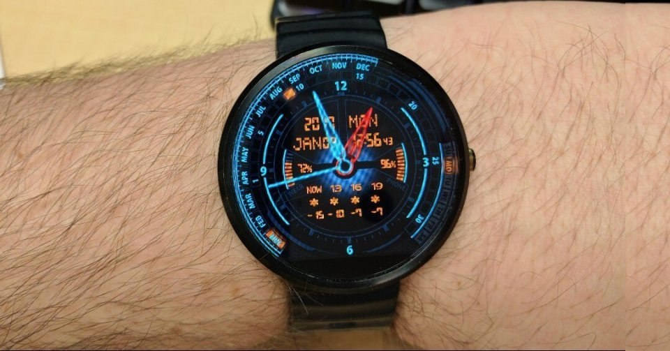 ZTE Possible Android wear 2.0