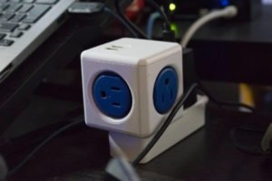 PowerCube Original 4 Outlets 2 USB cryovex pic 1