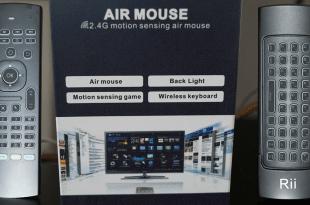 Rii MX3 Wireless Air Mouse header cryovex