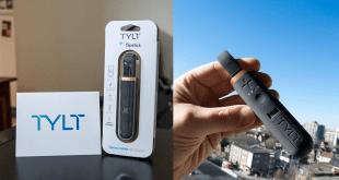 TYLT Flipstick USB-C 3K Power header cryovex