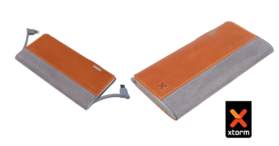 Xtorm launches luxury Power Bank with built-in cables 2