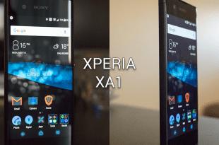 Sony XPERIA XA1 cryovex header