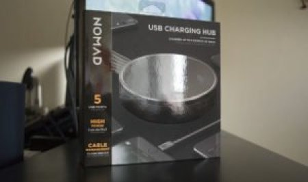 NOMAD USB CHARGING HUB cryovex android coliseum pic 3