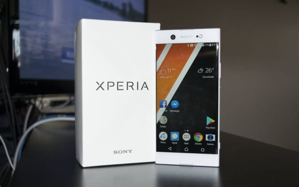 Sony Xperia XA1 Ultra cryovex androidcoliseum review