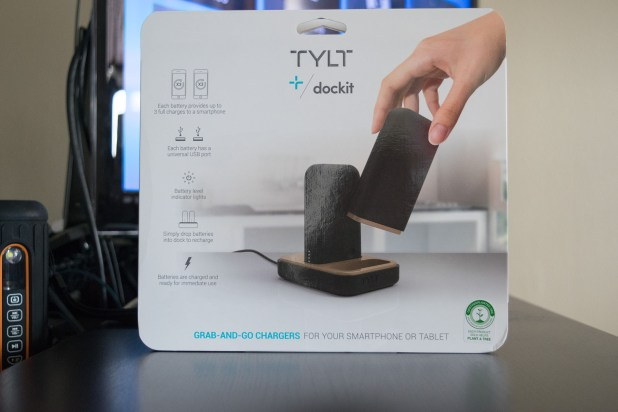 TYLT DockIT Portable battery charger