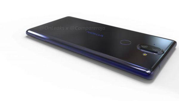 Nokia 9 leak OnLeaks
