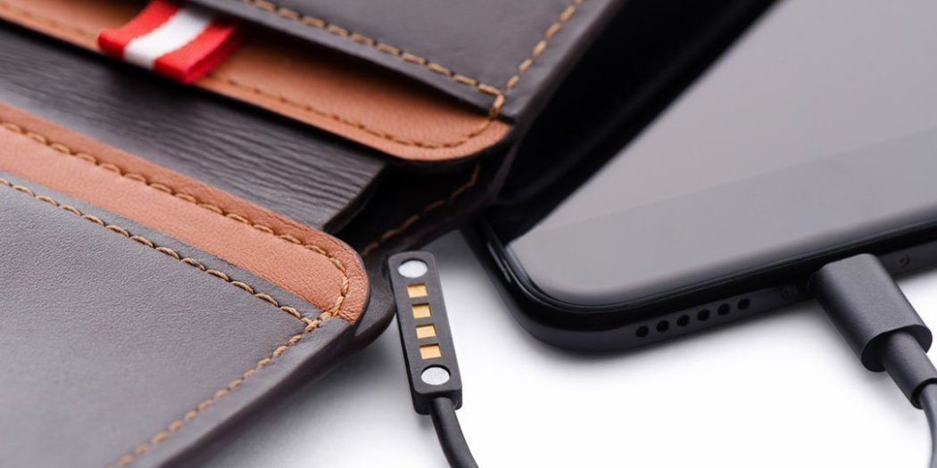 Volterman Wallet Cardholder Password USB C Micro Lightning Cryvoex news android martin ottawa canada