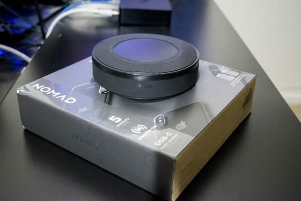 Nomad USB-C Wireless Hub review