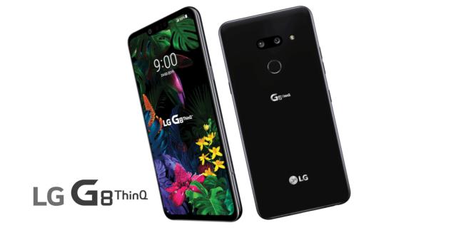 LG G8 ThinQ header Android News All Bytes