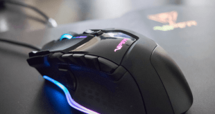 Viper Gaming V570 Blackout Edition & RGB Mouse pad UNBOXING!