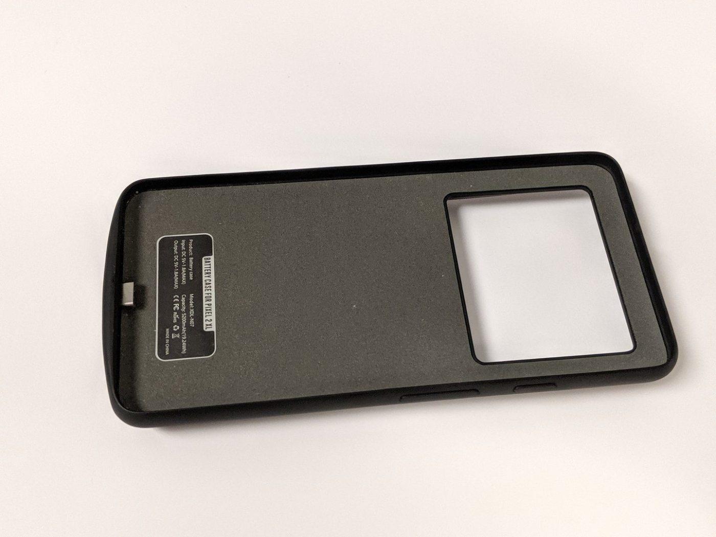 NEWDERY Pixel 2 XL Battery case 5200mAh