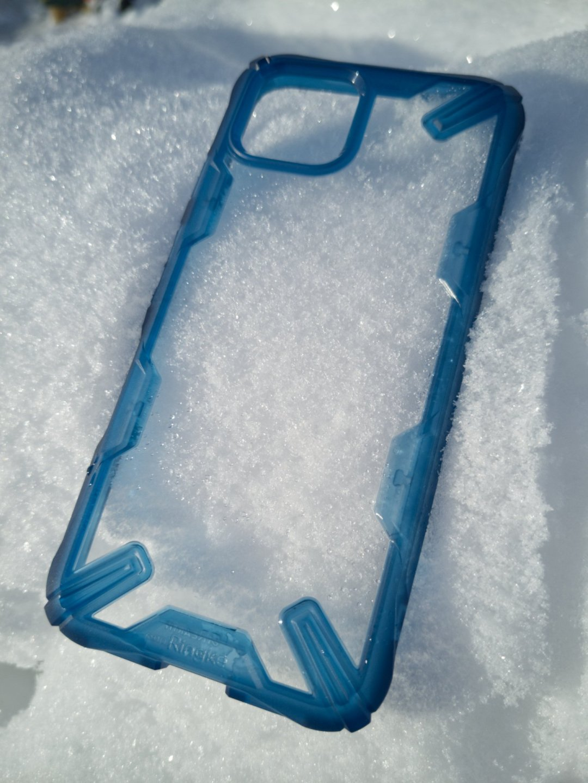 Ringke Fusion-X Pixel 4 case 3