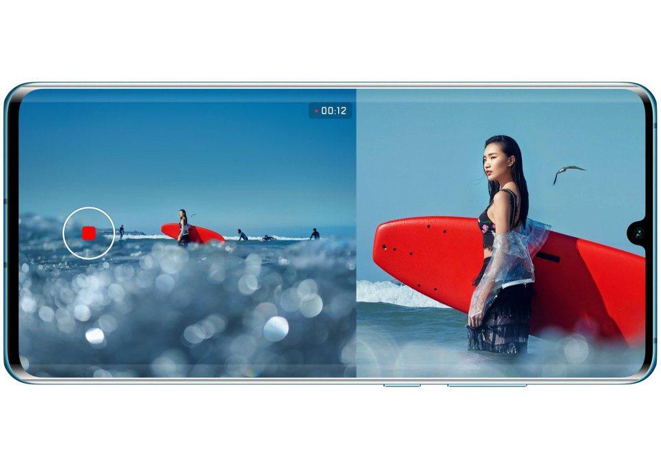 Huawei P30 P30 Pro Dual View capability