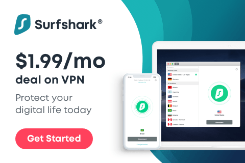 SurfShark VPN keeps you secure - Review