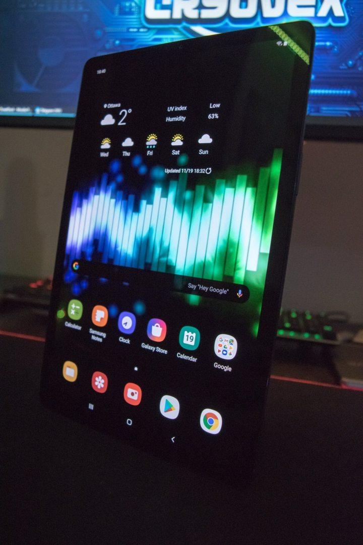 Samsung Galaxy Tab S5e review canada
