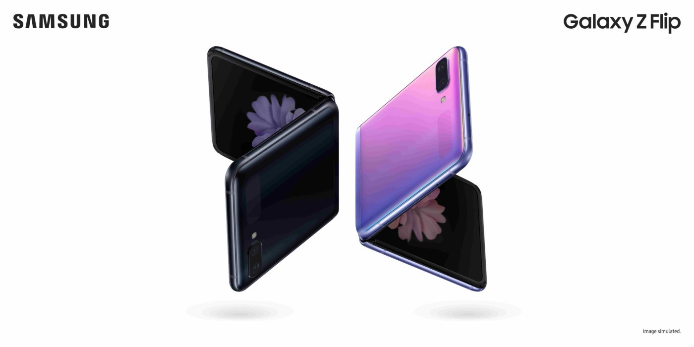 The Galaxy Z Flip will be available in Canada in limited quantities in both Mirror Purple and Mirror Black. It will be available starting on February 21, 2020, for $1,819.99.