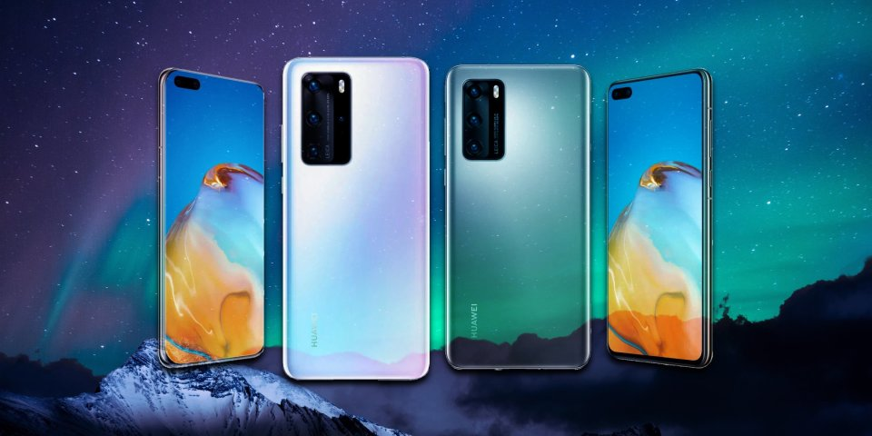 Huawei P40 series - Canada for June 2020