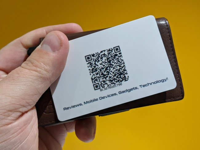 mobilo nfc business card pic 3