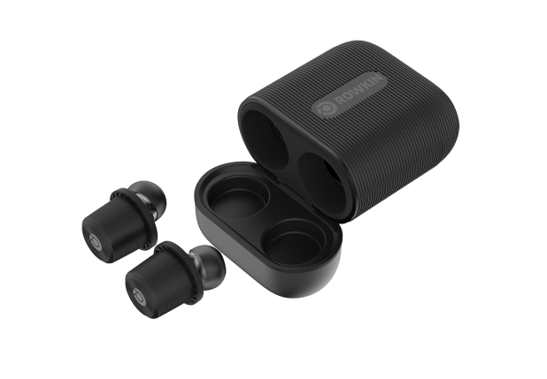 Ascent Micro Case and Earbuds