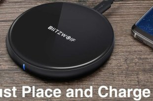 BlitzWolf Compatible 5W Wireless Charger