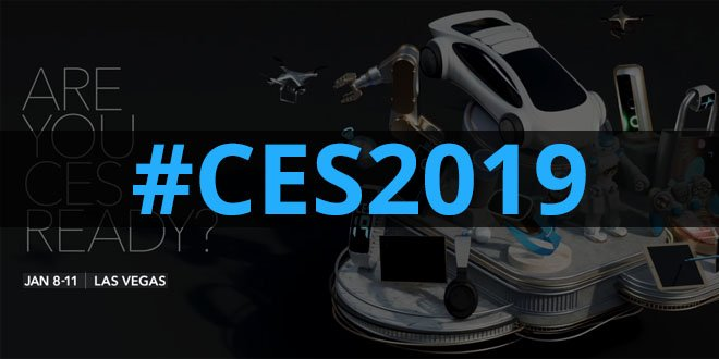 CES2019 Android News All Bytes Martin Ottawa