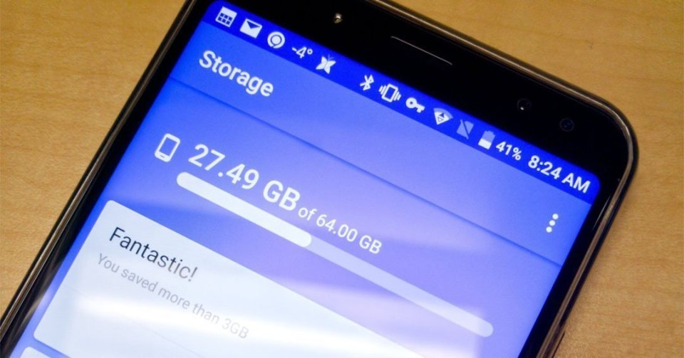 Google Files Go martin android news all bytes review
