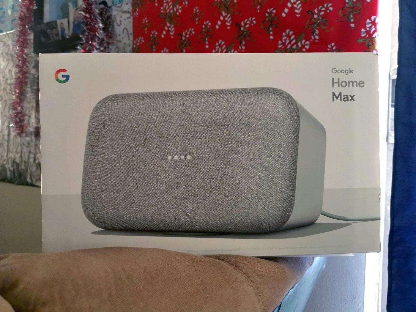Christmas 2018 Google Home Max Android News Martin Ottawa All bytes