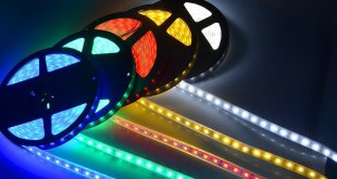 RGB LED flexible lightstrip 5050 Android News Martin Ottawa